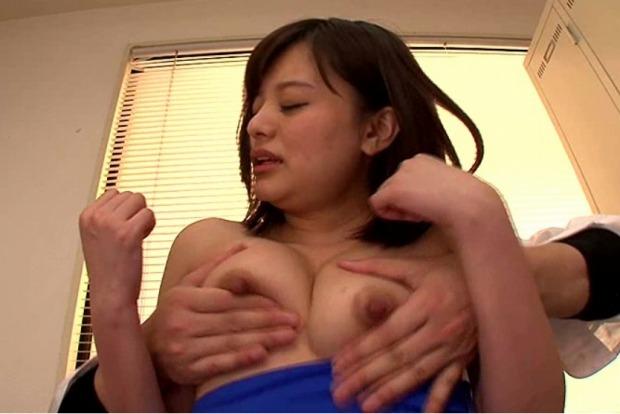 青山未来(今井杏樹)デカ乳首パイモミ