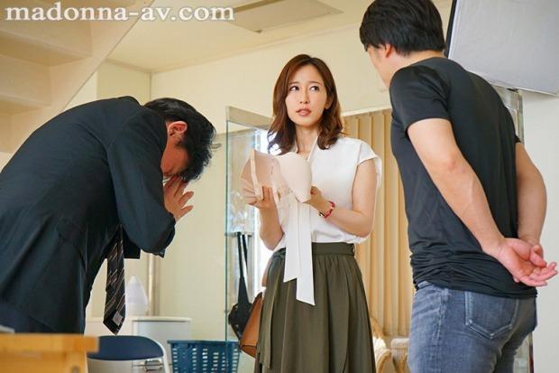 『下着モデルNTR カメラマンに中出しされた妻の衝撃的浮気映像 篠田ゆう』レビュー