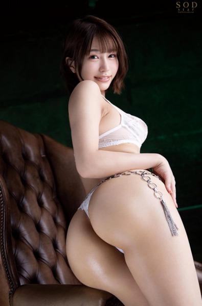 唯井まひろ・童顔AV女優・お尻