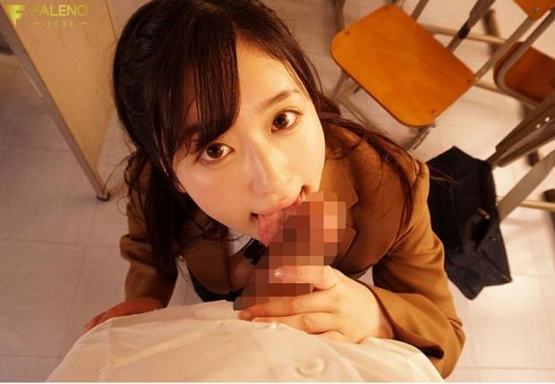 桃尻かなめ・童顔AV女優・フェラ