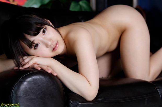 木村つな・童顔AV女優・全裸