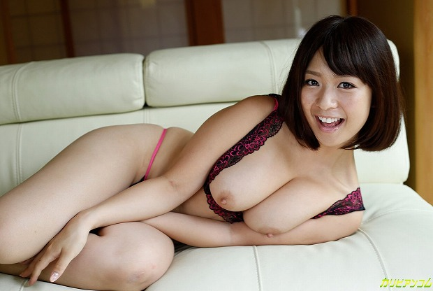 尾上若葉・タヌキ顔AV女優