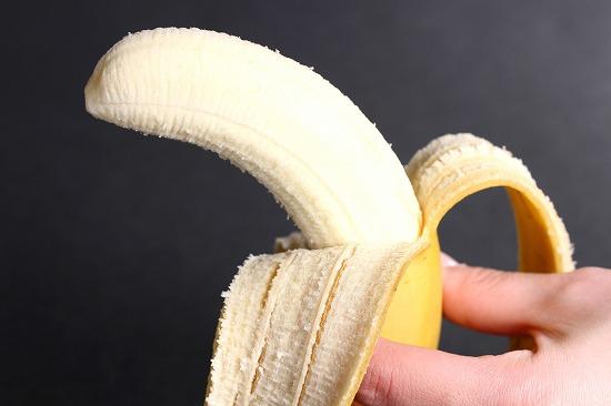 皮むきバナナ