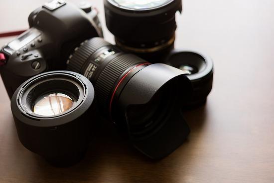 プロが使う撮影カメラ